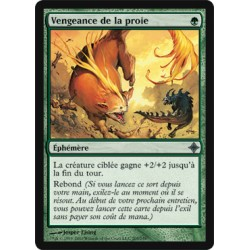 Verte - Vengeance de la proie (U) [ROE] (FOIL)