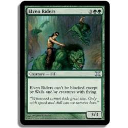 Verte - Cavaliers elfes (U)