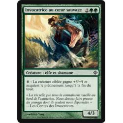 Verte - Invocatrice au cœur sauvage (C) [ROE] (FOI