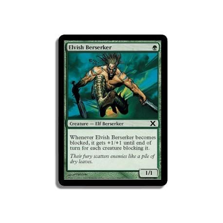 Verte - Berserker elfe (C)