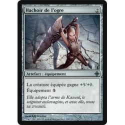 Artefact - Hachoir de l'ogre (U) [ROE] (FOIL)