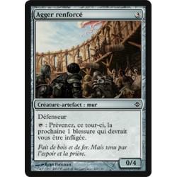 Artefact - Agger renforcé (C) [ROE] (FOIL)