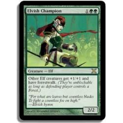 Verte - Championne elfe (R)