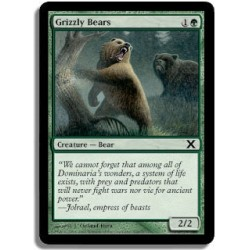 Verte - Grizzlis (C)