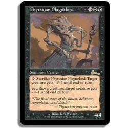Noire - Seigneur de la peste phyrexian (R) [HUVF]