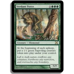 Verte - Force verdoyante (R)