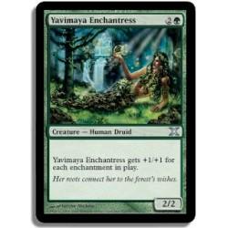 Verte - Enchanteresse de la Yavimaya (U)