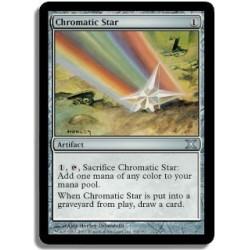 Artefact - Étoile chromatique (U)