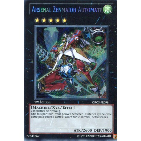 Arsenal Zenmaioh Automate (STR) [ORCS]