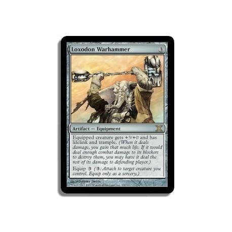 Artefact - Marteau de guerre loxodon (R)