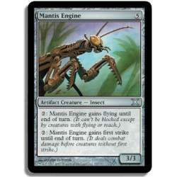 Artefact - Mante-machine (U)