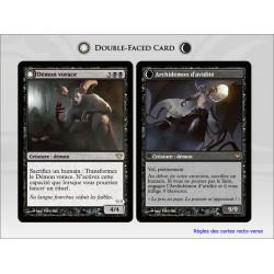 Noire - Démon vorace - Archidémon d'Avidité (R) [D