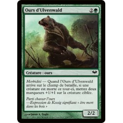 Verte - Ours d'Ulvenwald (C) [DKA]
