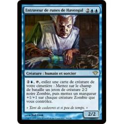 Bleue - Entraveur de Runes de Havengul (R) [DKA]