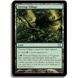 Land - Village arboricole (U)