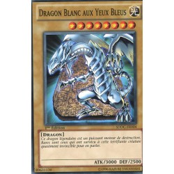 Dragon Blanc aux Yeux Bleus (C) [SDDC]