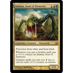 Or - Animar, Soul of Elements [CMDER FOIL OVERSIZE