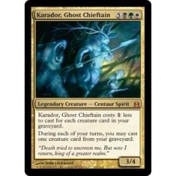 Or - Karador, Ghost Chieftain [CMDER FOIL OVERSIZE