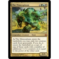 Or - The Mimeoplasm [CMDER FOIL OVERSIZE]