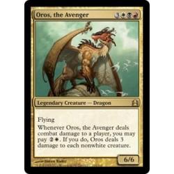 Or - Oros, the Avenger [CMDER FOIL OVERSIZE]