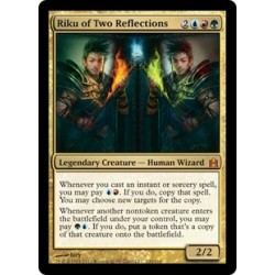 Or - Riku of Two Reflections [CMDER FOIL OVERSIZE]