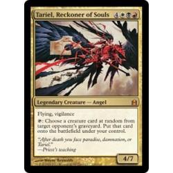 Or - Tariel, Reckoner of Souls [CMDER FOIL OVERSIZ