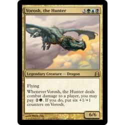 Or - Vorosh, the Hunter [CMDER FOIL OVERSIZE]