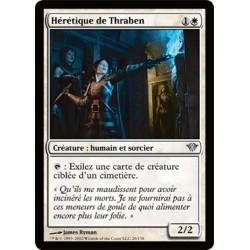 Blanche - Hérétique de Thraben (FOIL U) [DKA]