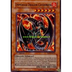 Empereur Dragon Chtonien (UR)