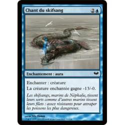 Bleue - Chant du skifsang (FOIL C) [DKA]