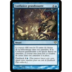 Bleue - Confusion grandissante (FOIL R) [DKA]