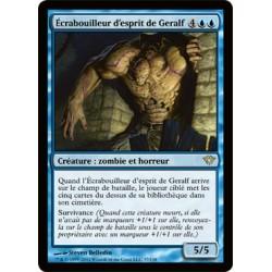 Bleue - Ecrabouilleur d'esprit de Geralf (FOIL R)