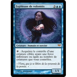 Bleue - Enjôleuse de Volontés (FOIL M) [DKA]