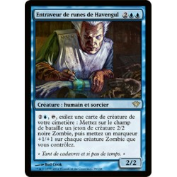 Bleue - Entraveur de Runes de Havengul (FOIL R) [D