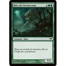 Verte - Bête de Cerclecreux (FOIL C) [DKA]