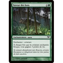 Verte - Faveur des Bois (FOIL C) [DKA]