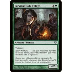 Verte - Survivants du Village (FOIL U) [DKA]