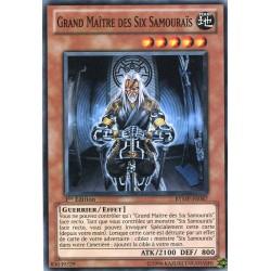 Grand Maître des Six Samouraïs (C) [RYMP]