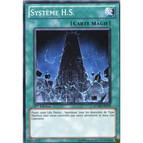 Système H.S. (C) [RYMP]