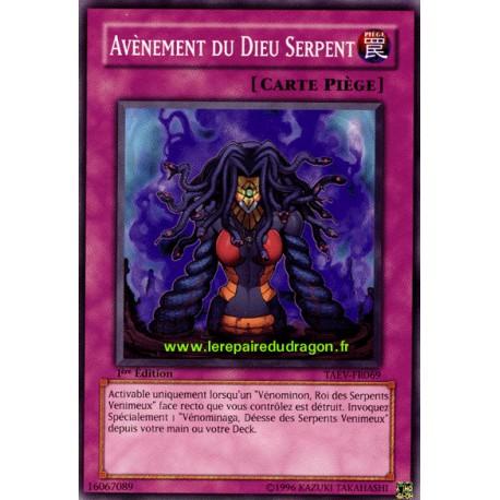Avènement du Dieu Serpent (C)