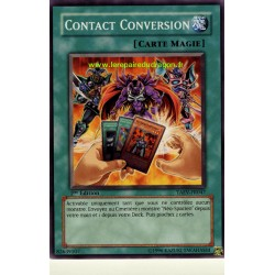 Contact Conversion (C)
