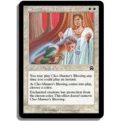 Blanche - Benediction selon cho-manno FOIL (C)