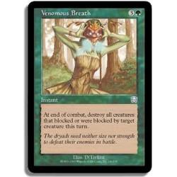 Verte - Souffle venimeux FOIL (U)