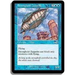 Bleue - Zeppelin de la forteresse FOIL (U)