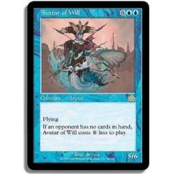 Bleue - Avatar de la volonté (FOIL R)