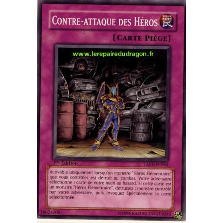 Contre-Attaque des Héros (C)