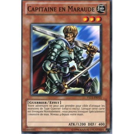 Capitaine En Maraude (C) [YS11]