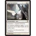 Blanche - Appel au Service (C) [AVR]