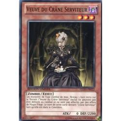 Veuve du Crâne Serviteur (C) [GOLD5]