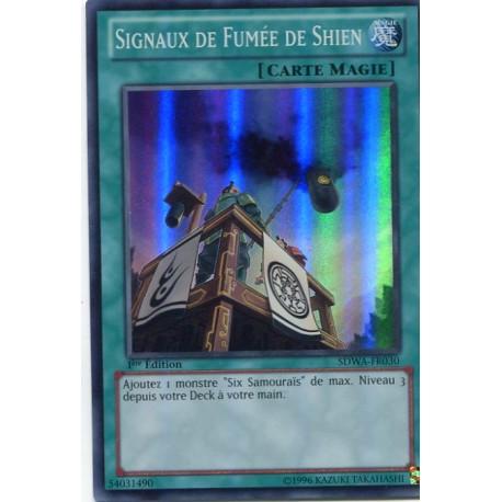 Signaux de Fumée de Shien (SR) [SDWA]
